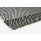 Aspegren Floor Mat Herringbone Graymix 70x130