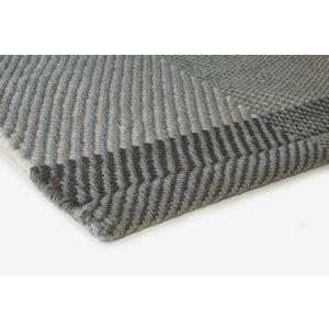 Aspegren Teppichläufer Herringbone Graymix 70x130