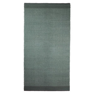 Aspegren Teppichläufer Herringbone Greenmix 70x130