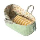 Maileg Carry Cot My Mint