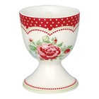 Green Gate Egg Cup Mary white