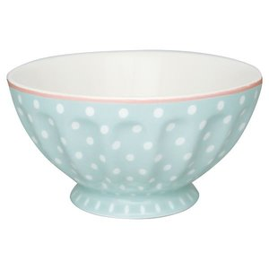 Green Gate French Bowl Spot pale blue XL