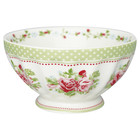 Green Gate French Bowl Mary white XL