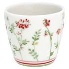 Green Gate Egg Cup small Camille white