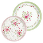 Green Gate Tray Mary round, Set of 2