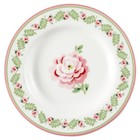 Green Gate Small Plate Lily petit white