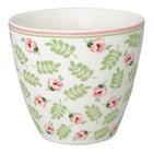 Green Gate Latte Cup Lily petit white
