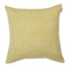 Spira of Sweden DOTTE POS Cushion Cover mustard