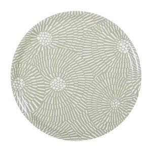Spira of Sweden VIRVELVIND Tablett linen 38 cm