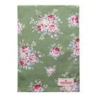 Green Gate Tea Towel Aurelia green