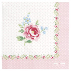 Green Gate Paper Napkin Lily petit white small