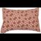 David Fussenegger NOVA Kissenbezug Mosaik rost 40x60