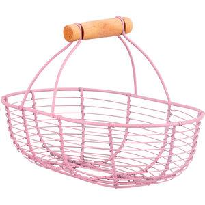 Drahtkörbchen Vivace pink