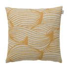 Spira of Sweden WAVE Cushion Cover honey 50