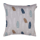 Spira of Sweden VIPPA Cushion Cover blue 50