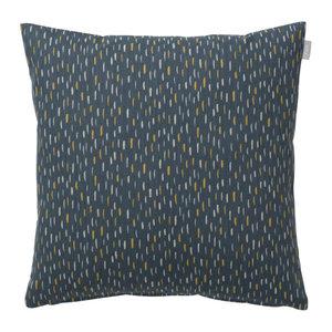 Spira of Sweden ART Cushion Cover blue 47x47 cm