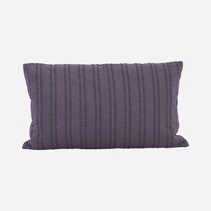 House Doctor Pillowcase Additional Plum 30x50