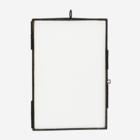 Madam Stoltz Antik Black Hanging Photo Frame