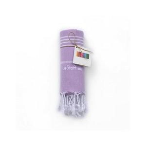 Le Stoff Hammamtuch lila 100x180