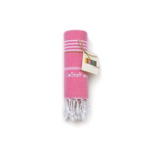Le Stoff Hammamtuch pink 100x80