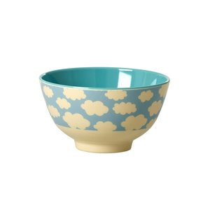 Rice Melamine Bowl small Cloud