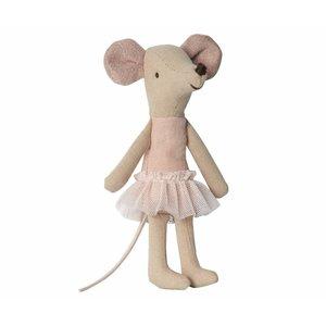 Maileg Mouse Bigsister im Ballettoutfit