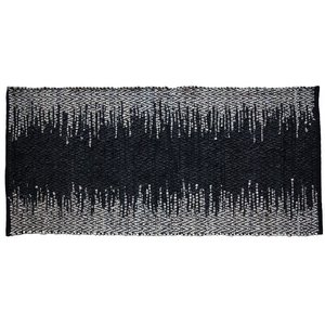 Au Maison Rug Leather Ellen Ivory/Black 70x200