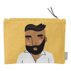 Spira of Sweden JONAS Toiletry Bag 25x19