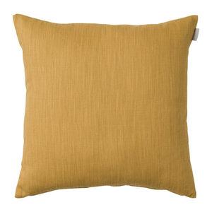 Spira of Sweden SLÄT Klotz Cushion Cover honey 47x47 cm