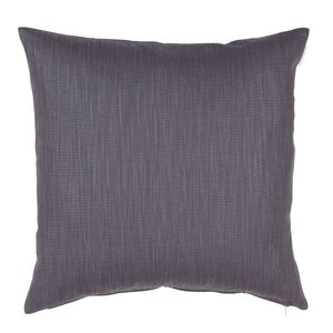 Spira of Sweden SLÄT Klotz Cushion Cover grey 47x47 cm