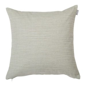 Spira of Sweden LINE Cushion Cover linen 47x47 cm