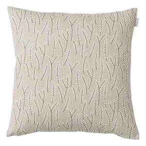 Spira of Sweden KVIST Cushion Cover natural 47x47 cm