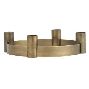 IB Laursen Adventkerzenhalter f. 4 Stk. Stabkerzen D: 19,5 cm