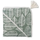 Bathcape / Wrapper Sage green 100x100