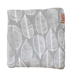 Swaddle 120x120 Beleaf Warm grey