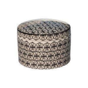 Keramikdose Janna 10x7,5