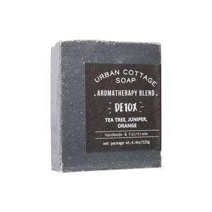 Urban Cotton Soap Detox 125g