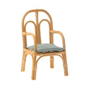 Maileg Chair Rattan Medium H: 24,5 cm