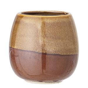 Bloomingville Thea Espresse Cup Brown D6,5 H6,5