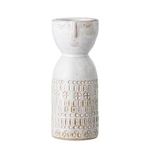 Bloomingville Vase Sculpt Nature 6x14,5