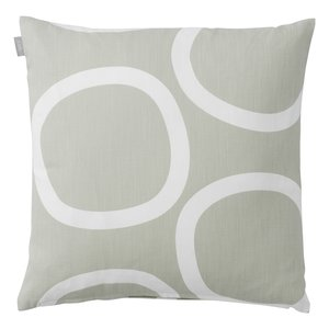 Spira of Sweden LOOP Cushion Cover linen 50x50 cm