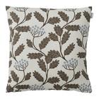 Spira of Sweden RENFANA Cushion Cover brown