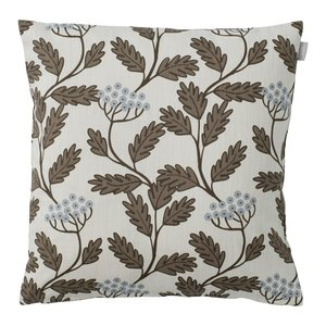 Spira of Sweden RENFANA Cushion Cover brown 50x50 cm