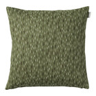 Spira of Sweden ART Cushion Cover green