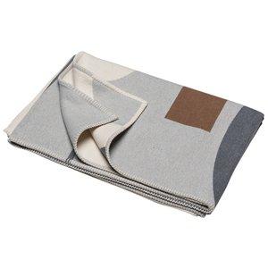 David Fussenegger NOVA Decke Modern grau 145x220
