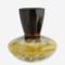 Madam Stoltz Stoneware Vase Brown/Yellow D:22 H:23