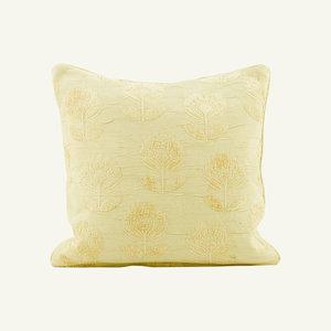 House Doctor Cushion Cover Velv Sand 50x50