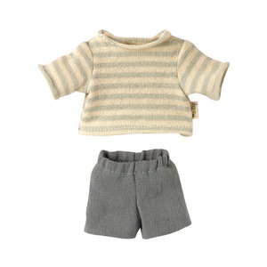 Maileg Shirt and Shorts for Teddy Junior