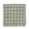 Madam Stoltz Checked Kitchen Towel Stonewashed Cotton Greige 50x70