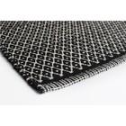 Aspegren Teppichläufer Rhombe black 70x200